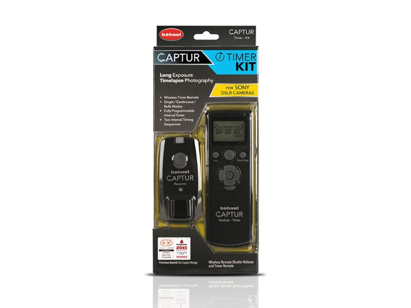 Hahnel Captur Timer Kit for Sony Cameras