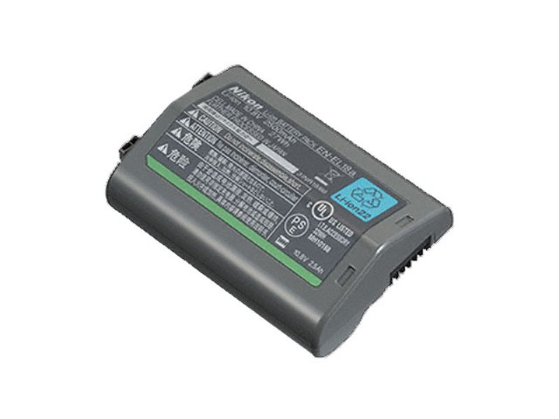 Nikon EN-EL18c Lithium-Ion Rechargeable Battery (for the Nikon D5, D4s, D4,  D850+MB-D18 etc and D810+MB-D12 etc)