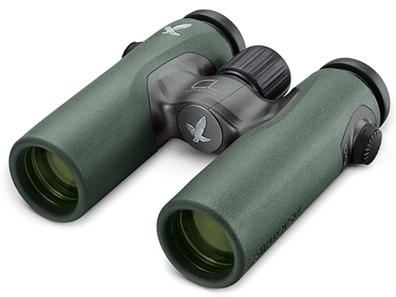 Swarovski CL Companion 10x30B with Wild Nature Accessory Pack in Green.