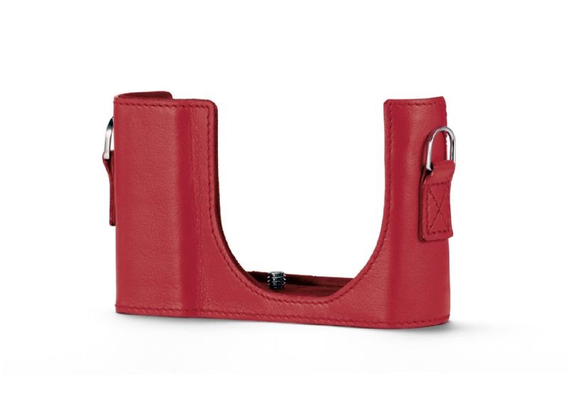 Leica Protector for C-Lux, Red Leather