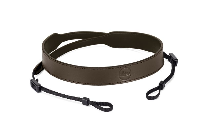 Leica Carrying Strap C-Lux, Taupe Leather