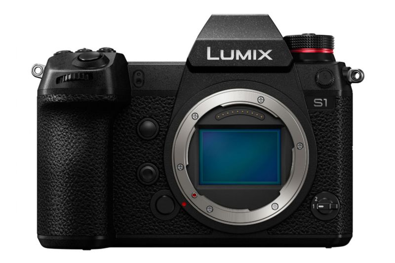 Panasonic Lumix S1 Body