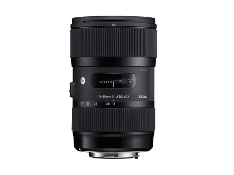 Sigma 18-35mm F1.8 DC HSM Art - For Canon