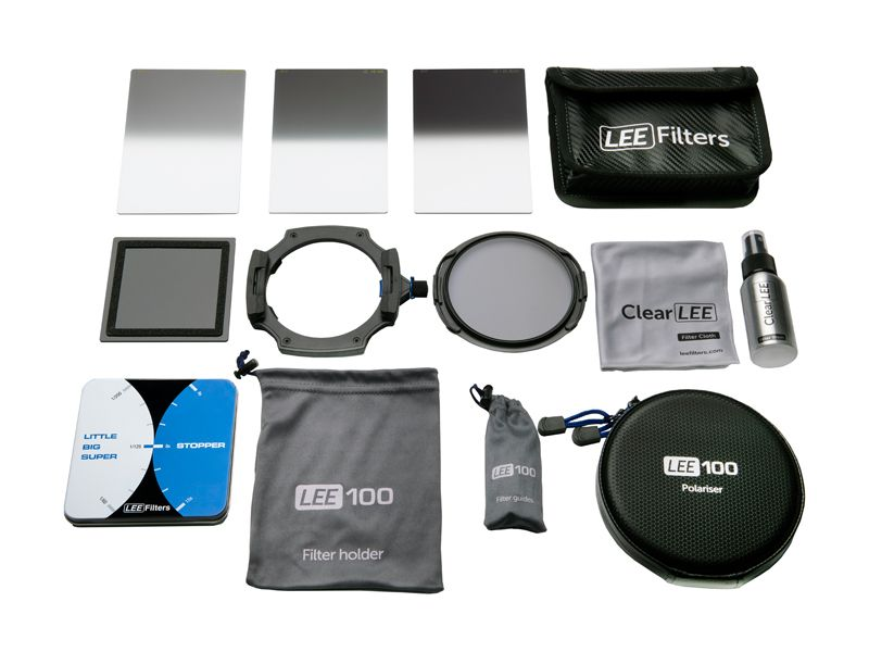 Lee Filters LEE100 Deluxe Kit for the 100mm System