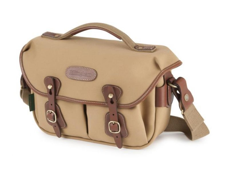 Billingham Hadley Small Pro Khaki Canvas / Tan