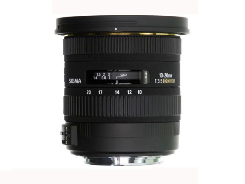 Sigma 10-20mm F3 5 EX DC HSM - For Canon
