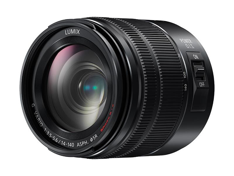 Panasonic LUMIX G VARIO 14-140/ 3.5-5.6 II ASPH. POWER O.I.S.