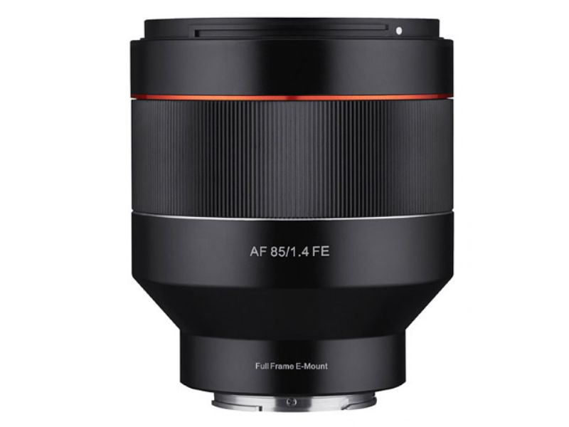 Samyang AF 85mm f1.4 FE (Sony Full-frame E Mount)