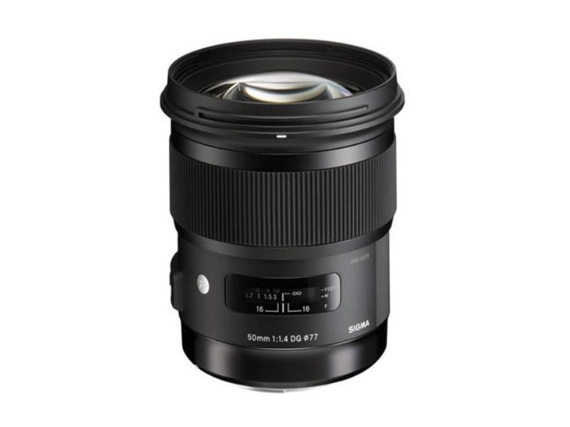 Sigma 50mm F1.4 DG HSM Art - For Canon