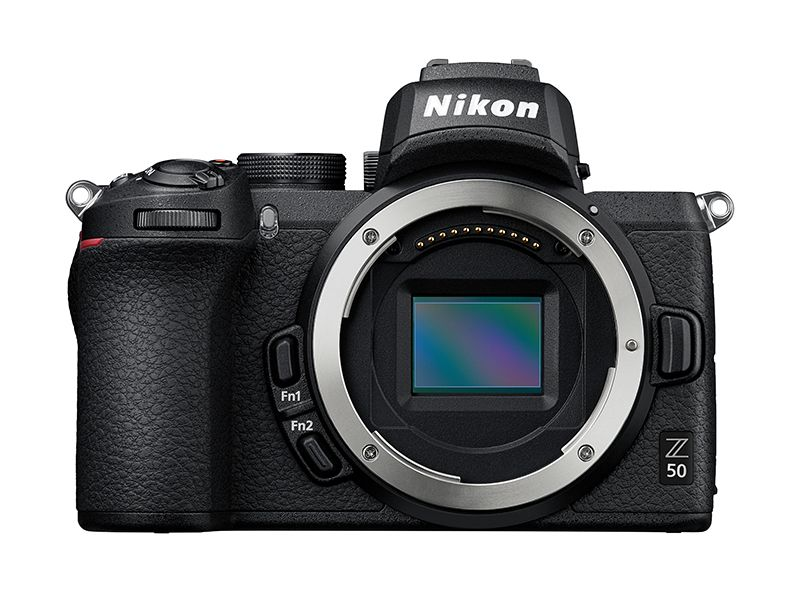 Nikon Z 50 Body + FTZ Mount Adapter