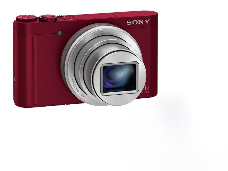Sony Cyber-shot WX500 Red (DSCWX500R)